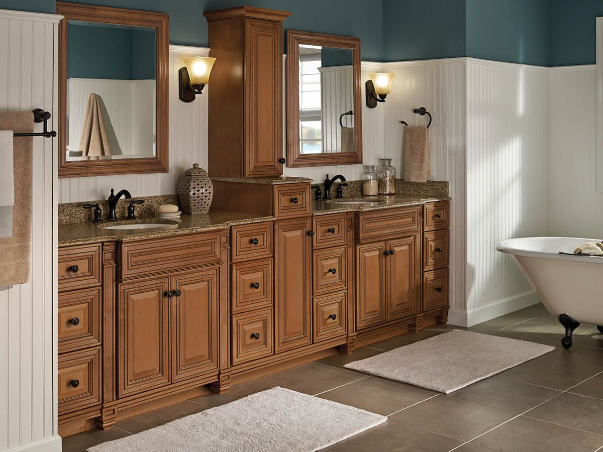 Villa Bath Offers Bathroom Vanities Storage Cabinets And