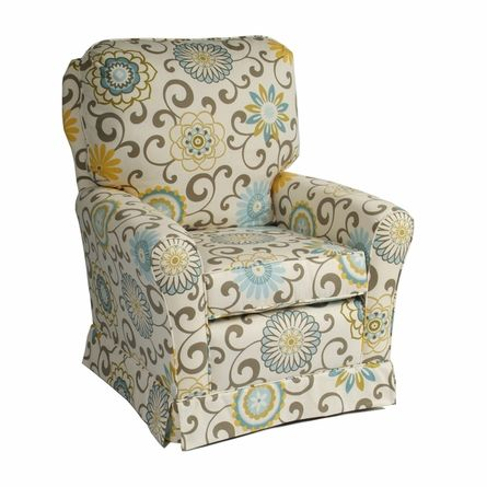 found this pattern at joann fabrics and thought it would Swivel Glider Little Castle Cottage Little Castle Glider and Ottoman