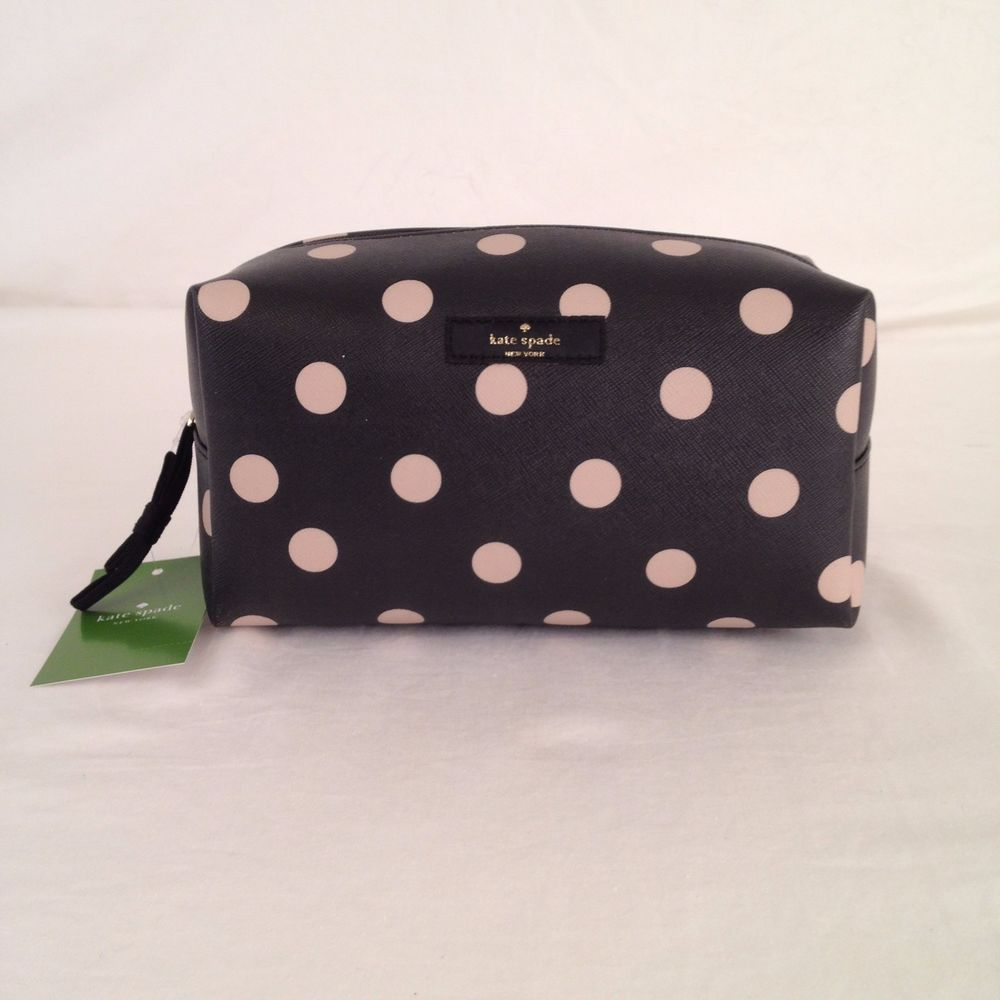 7edc3ee373a1 NWT KATE SPADE BRIGHTWATER DRIVE MEDIUM DAVIE COSMETIC BAG CASE  katespade   CosmeticBags