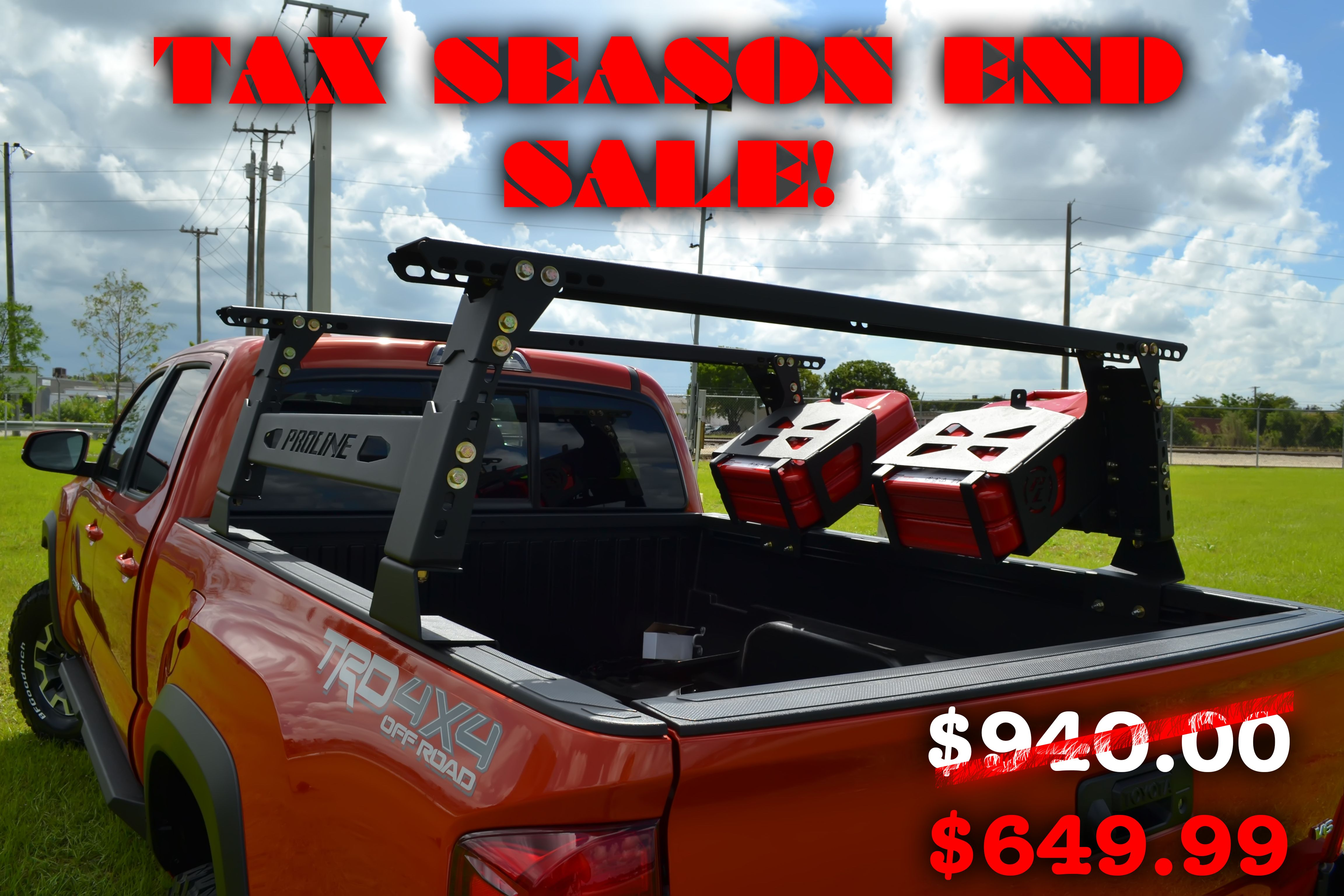 Adjustable Bed Rack Fit Most Pick Up Trucks Dodge Trucks Lifted