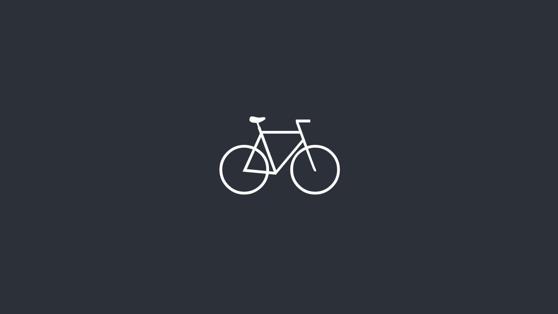 Bicycle Minimalistic Art 7001910 Bicycle Wallpaper Desktop Wallpaper Bike Drawing