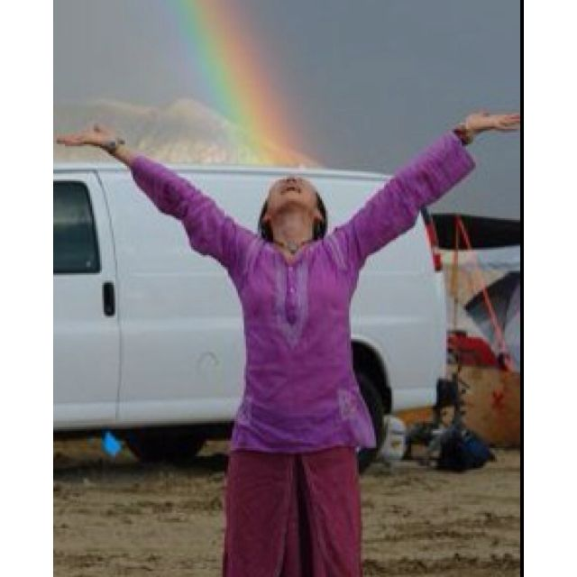 Double rainbow, 2010, Diane Ekker