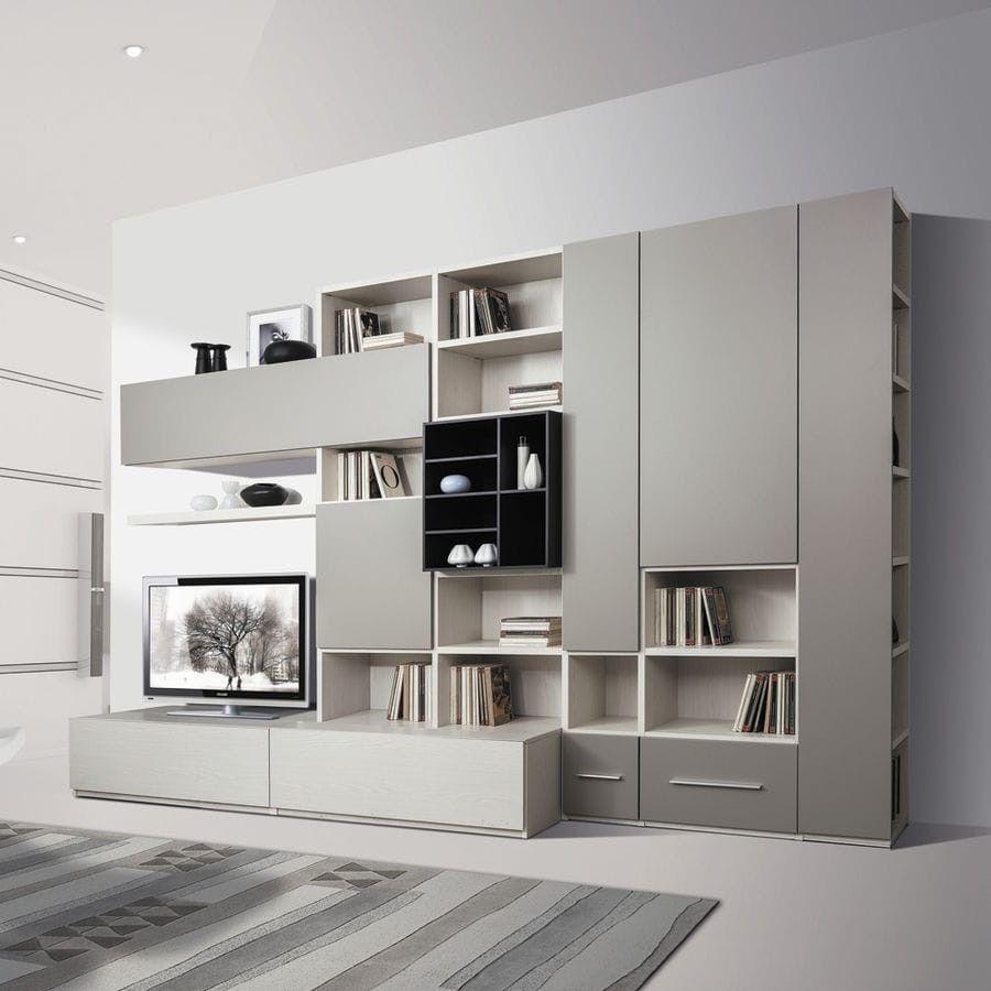 Giessegi Arredamento salotto design, Idee arredamento