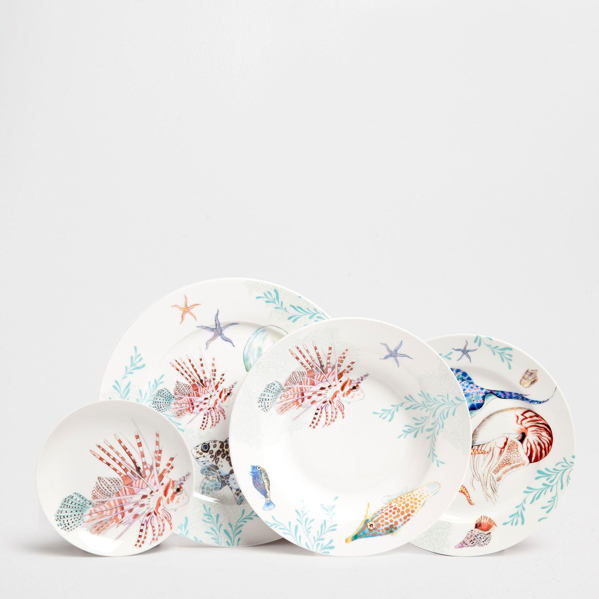 SEABED TABLEWARE - | Zara Home United States of America  sc 1 st  Pinterest & SEABED TABLEWARE - Dinnerware - Tableware | Zara Home United States ...