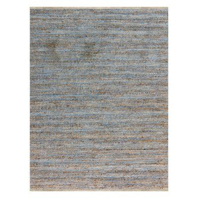 Amer Rugs Naturals Flat Weave Indoor Area Rug Blue