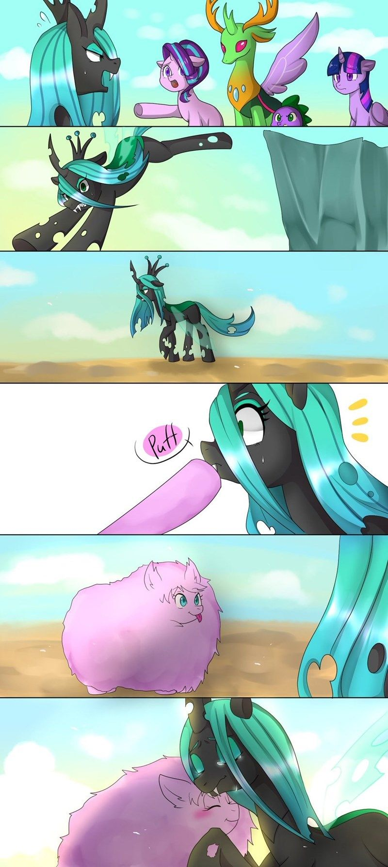 I wish this was in the last episode mlp pinterest