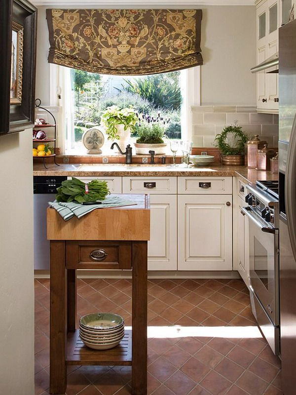 enchanting large kitchen idea | Cute Small Kitchen Island Ideas for Enchanting Kitchens ...