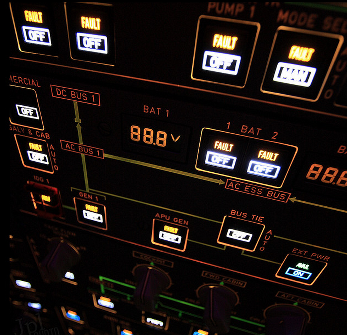 Airbus Electrical Systems.