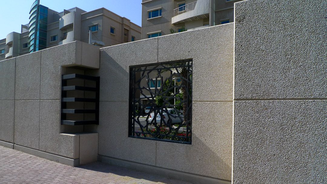 Boundary Wall Grill Design Google Search Ideas For The