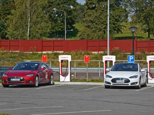 Tesla's extensive Supercharger network used to be free for owners — now it comes at a price.
