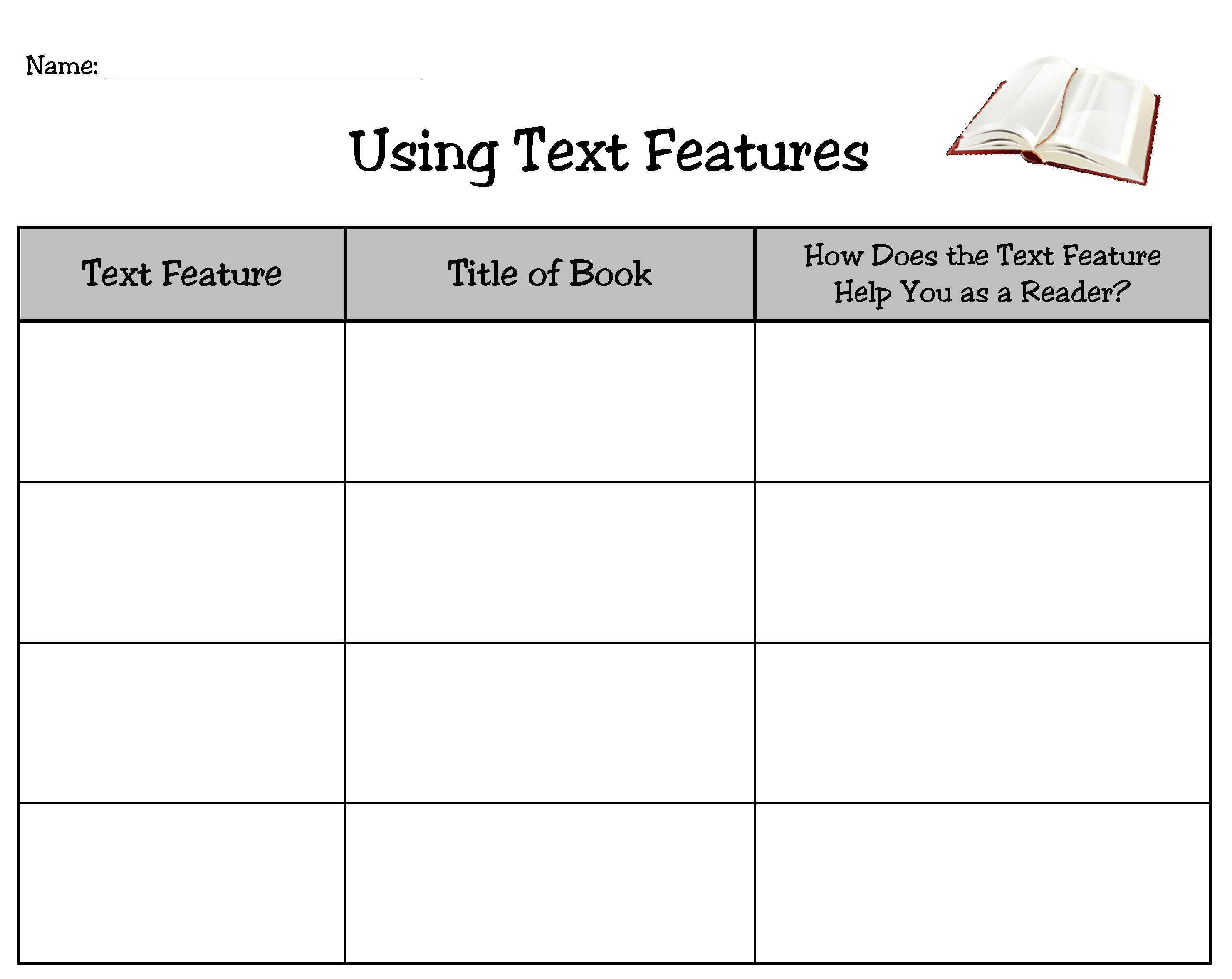 Worksheets Text Features Worksheets text and graphic features worksheets switchconf 6a00e54faaf86b8833014e5fa3de20970c 2 353 pixels the 25 best worksheet