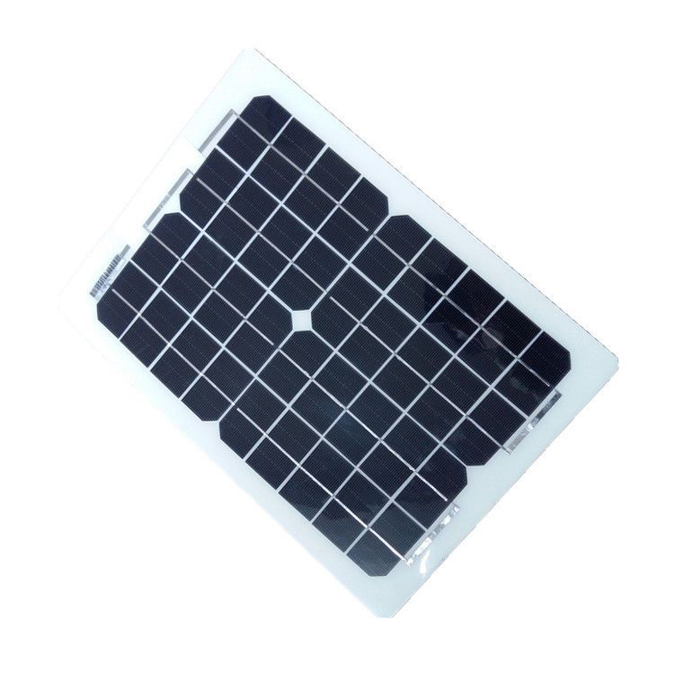 Pet Laminated Solar Cells 4x9 Pcs Monocrystalline 10w Solar Panel With 1m Cable Solar Cell Solar Panels Solar