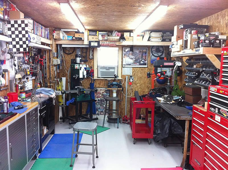 Garage And Shop Equipment