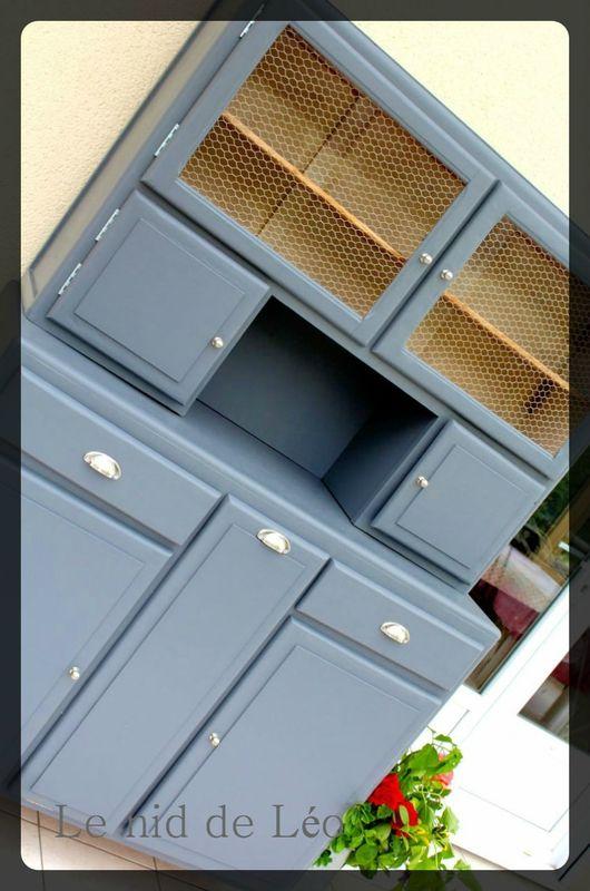 buffet mado le nid de l o meubles revisit s. Black Bedroom Furniture Sets. Home Design Ideas