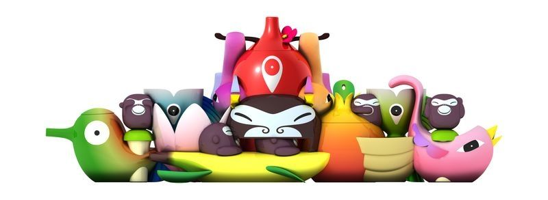 Alessi:Especieros Diseños Orientales