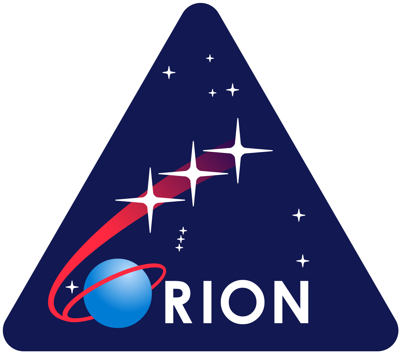 FileOrion Triangle Patch.svg Orion spacecraft, Nasa, Orion