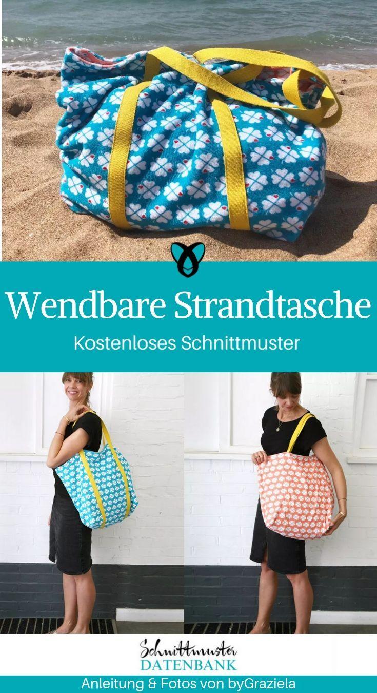 Photo of Wende-Strandtasche