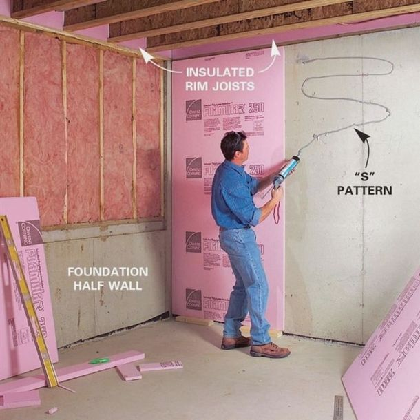 With Special Framing And Insulating Techniques, Your