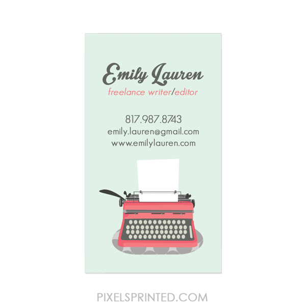 Image result for writers business cards business card designs image result for writers business cards colourmoves Images