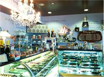 Vero Beach Business For Sale -  Thriving and established Gourmet Chocolate Boutique in the heart of the expanding Miracle Mile shopping district.