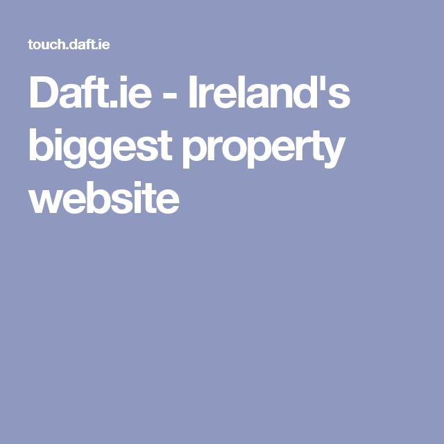 Daft.ie - Ireland's Biggest Property Website