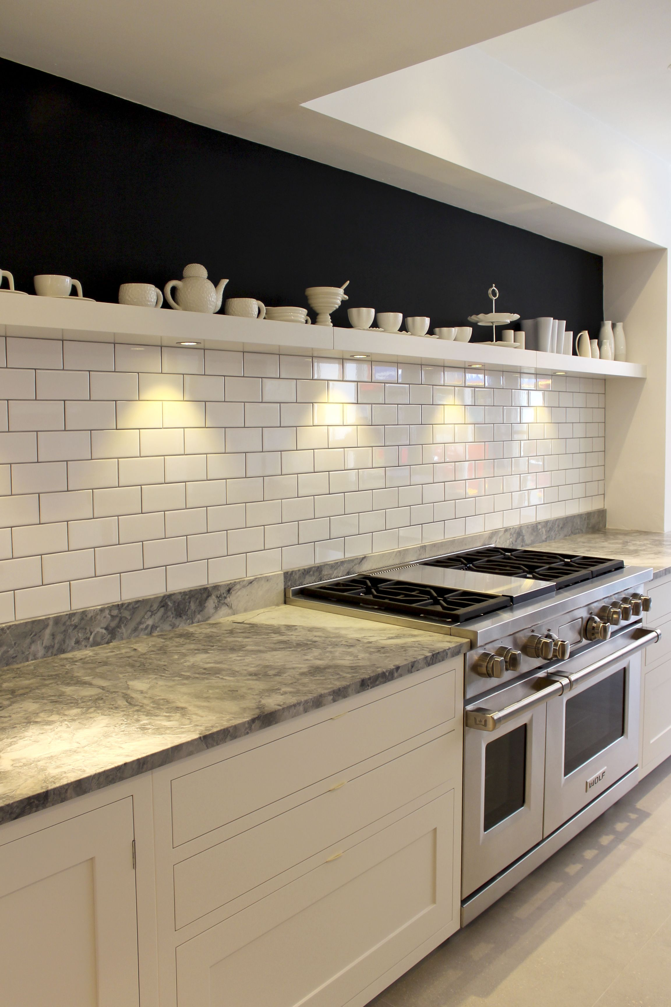 Roundhouse bespoke kitchen in fulham showroom ideas for the house