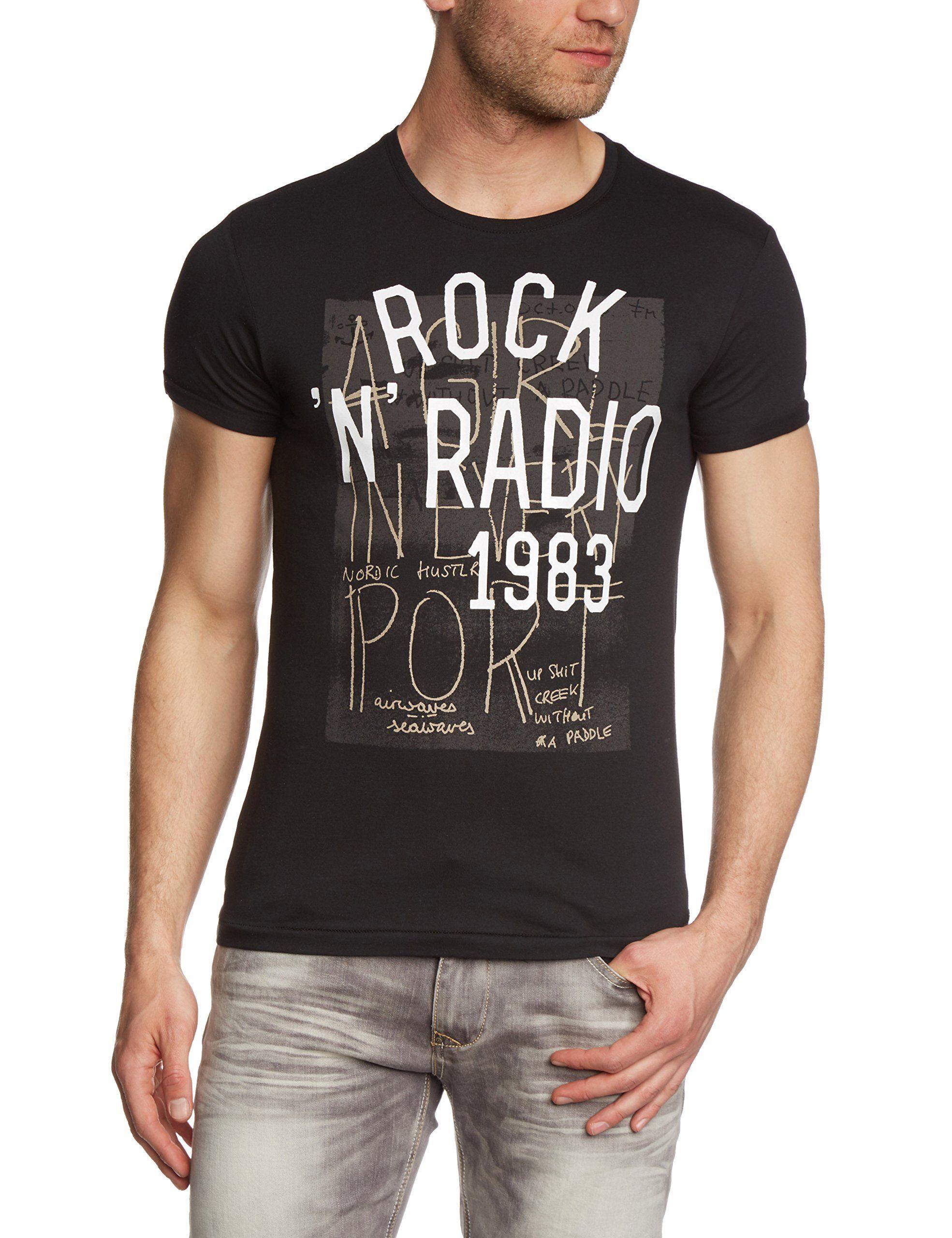 a0933deb405164 edc by ESPRIT Herren T-Shirt Slim Fit