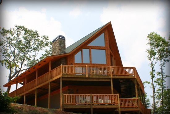 Five Seasons Cabin Rental In Helen GA. Gorgeous Five Bedroom Cabin With  Incredible Panoramic Views And Fabulous Fire Pit!