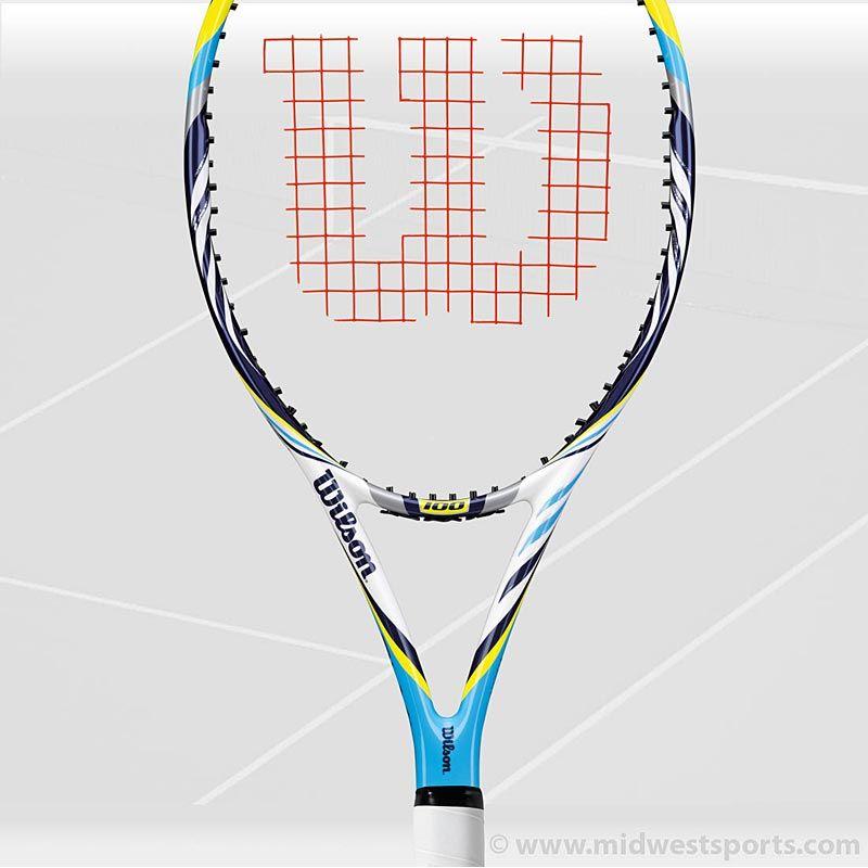 Wilson Juice 100 BLX Tennis Racquet Tennis, Tennis