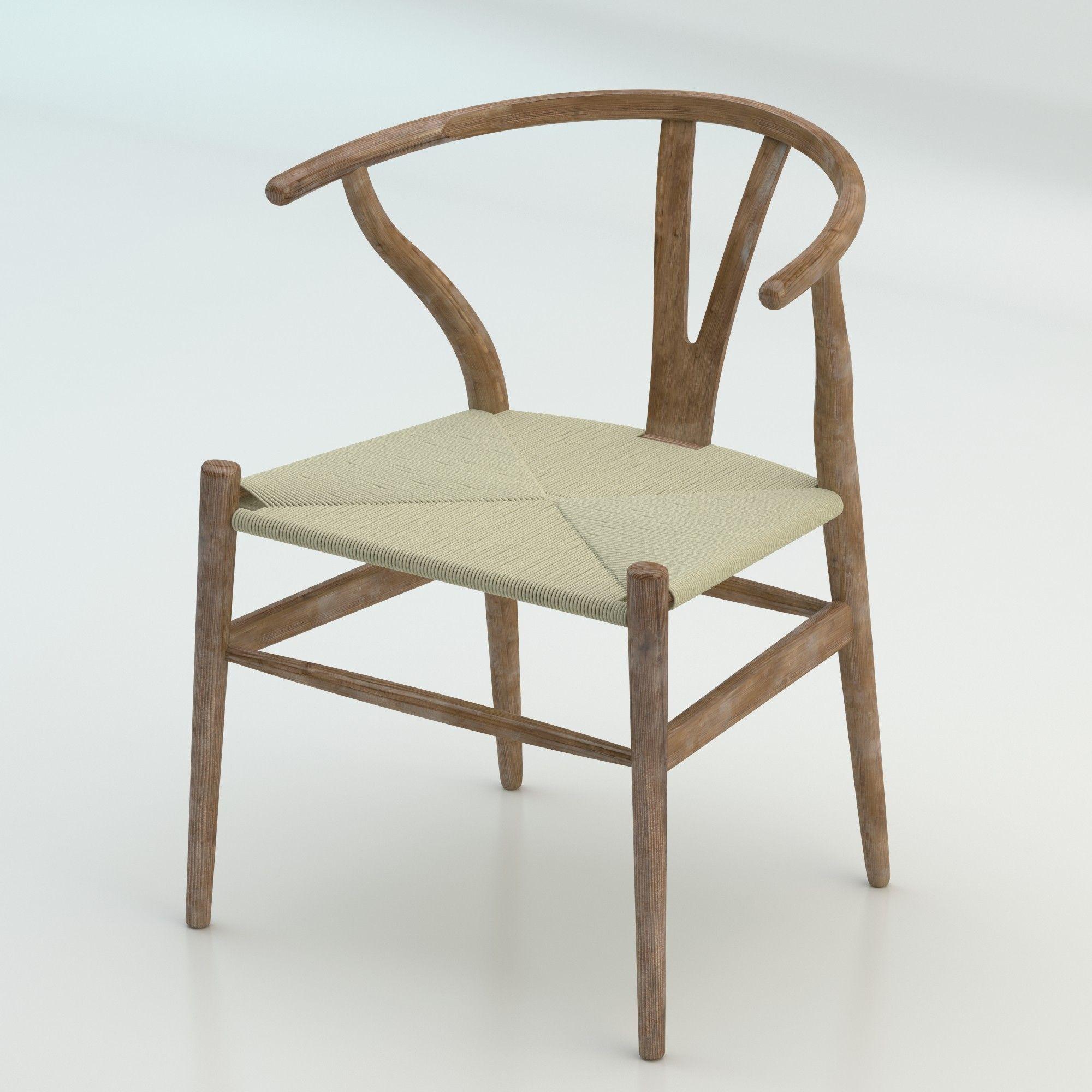 3D Hans Wegner Ch24  3D Model