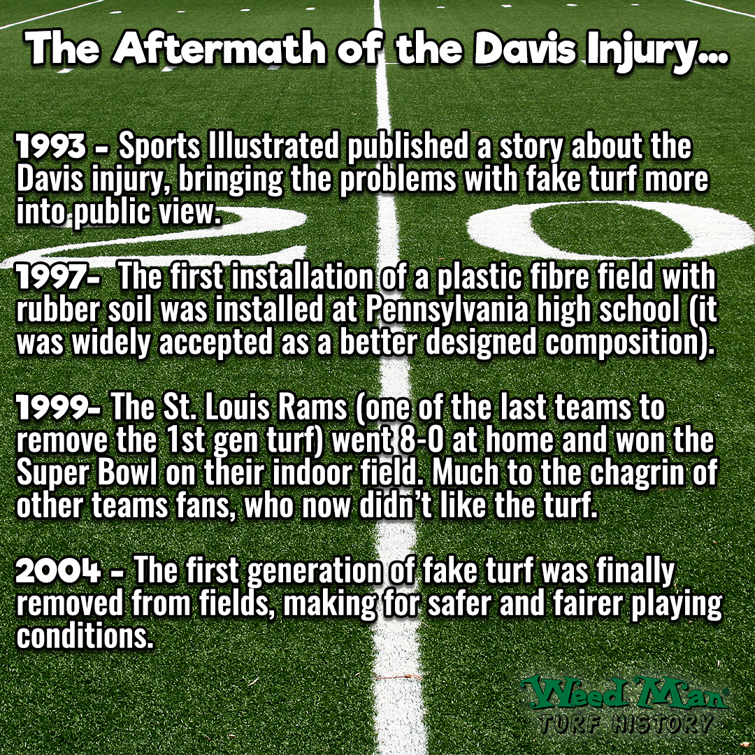 After Wendell Davis\' career-ending injury, the first generation of ...
