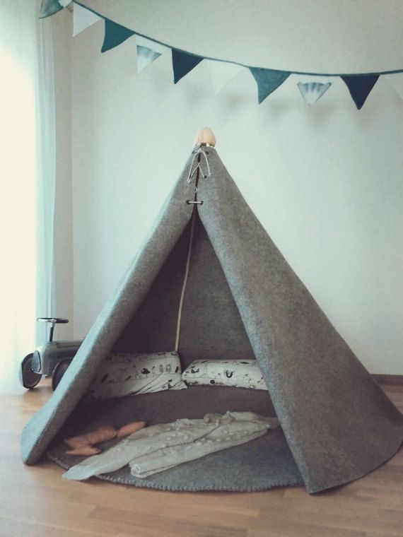 buy popular a9d7c e6fa9 Play tent. Teepee kids. Cildren teepee | Props + Palettes in ...