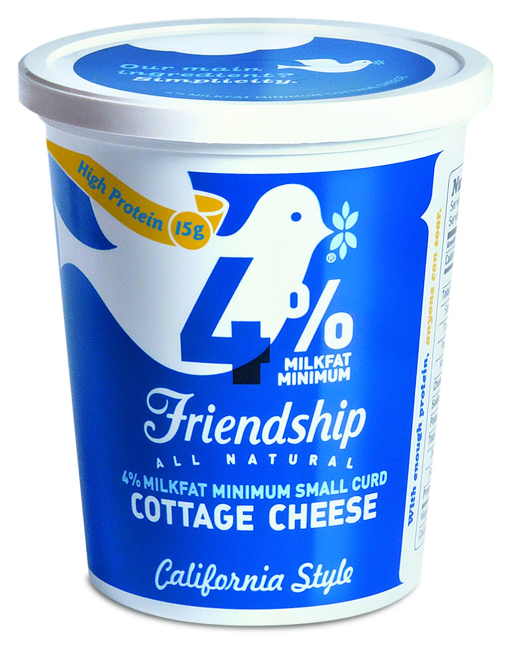friendship dairies california style cottage cheese our