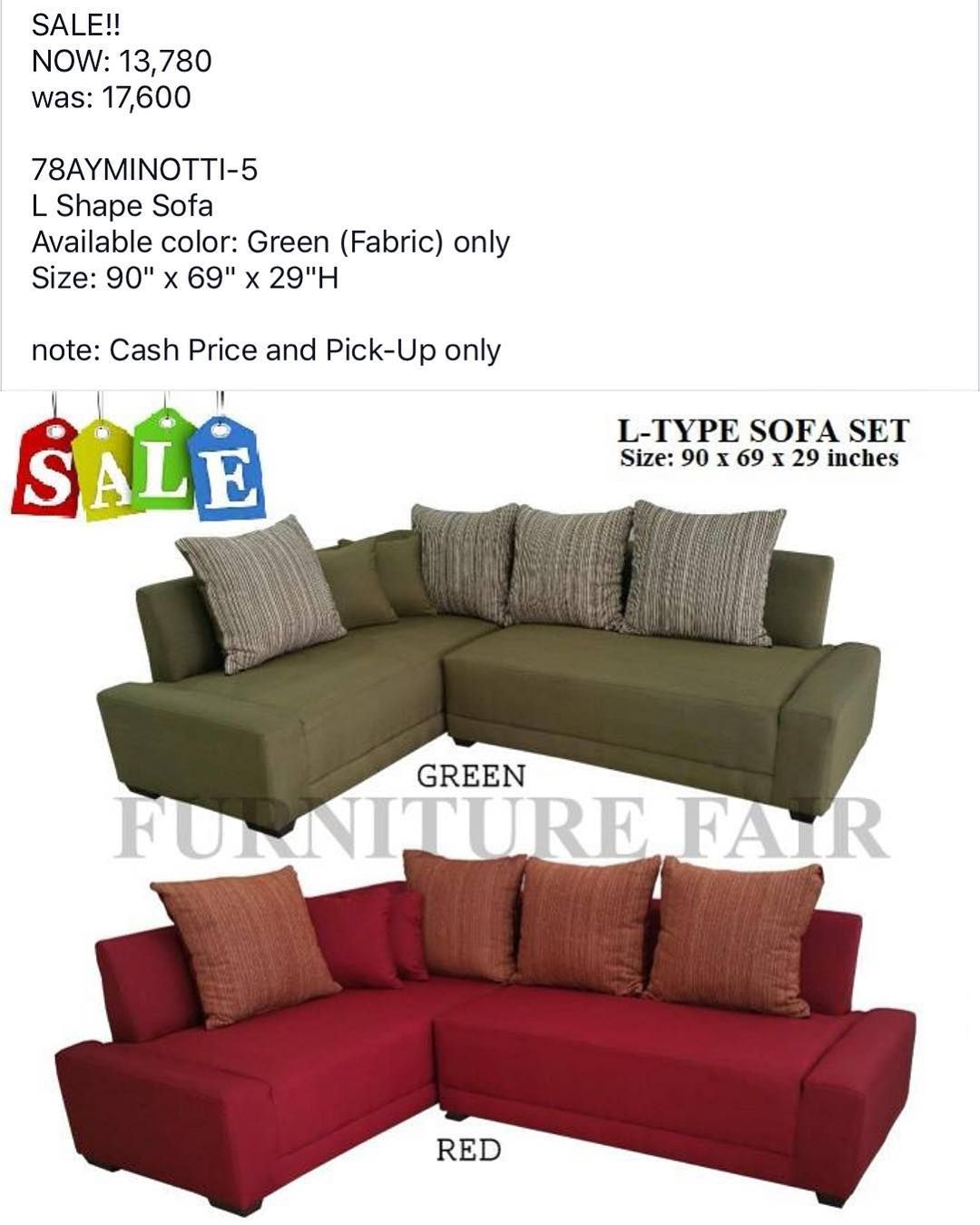 L Shape Sofa Set Furniture Sofaset Manila Home Furniturefair Livingroom Salaset Sale L Shape Sofa Set L Shaped Sofa L Type Sofa