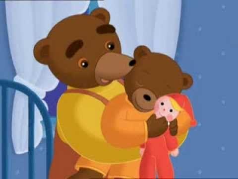 Petit ours brun a perdu son doudou petit ours brun youtube vid o pour enfants pinterest - Petit ours dessin anime ...