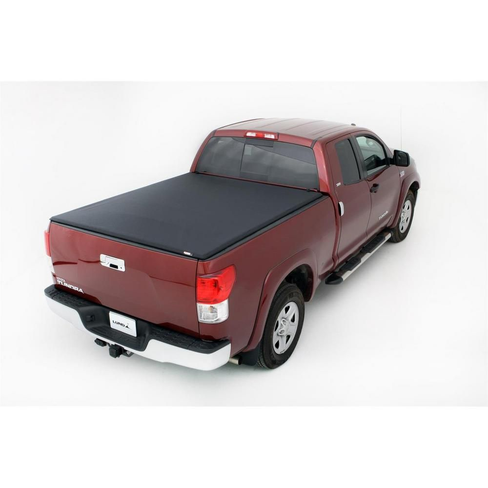 Lund Genesis Elite Tri Fold Tonneau In 2019 Products Tonneau Cover Tri Fold Tonneau Cover Best Tonneau Cover