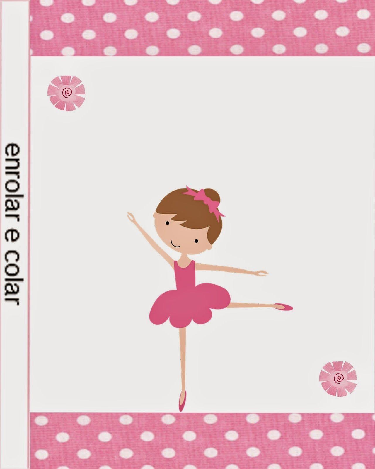 pretty ballerina free printable candy bar labels ballerina