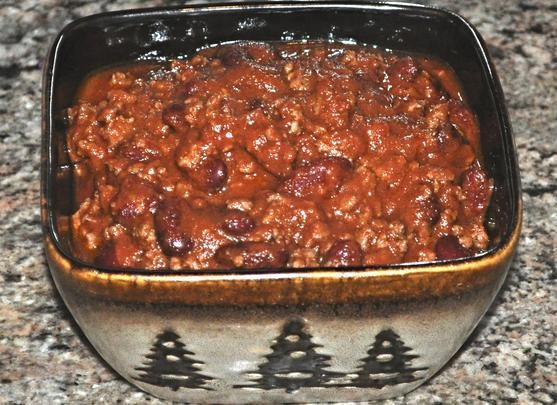 Steak N Shake Chili Recipe Food Com Recipe Steak And Shake Chili Recipe Chili Recipes Recipes