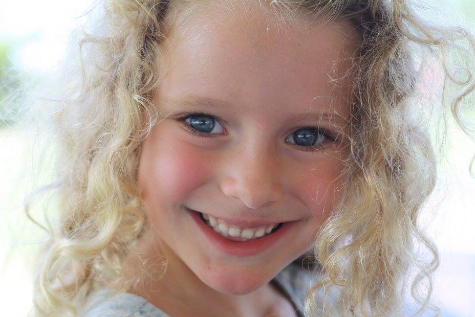 Little Avery Jade. She's such a little cutie.