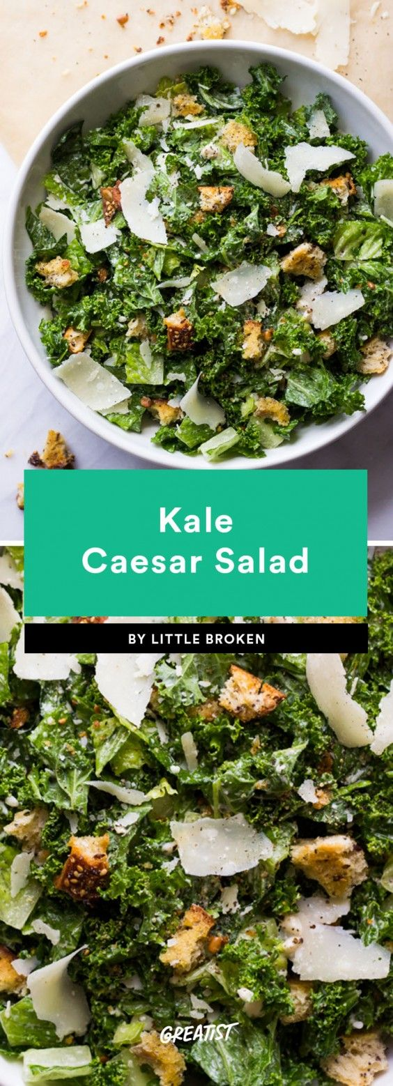 7 Caesar Salads That Are Way Better for You Than the OG | Caesar ...
