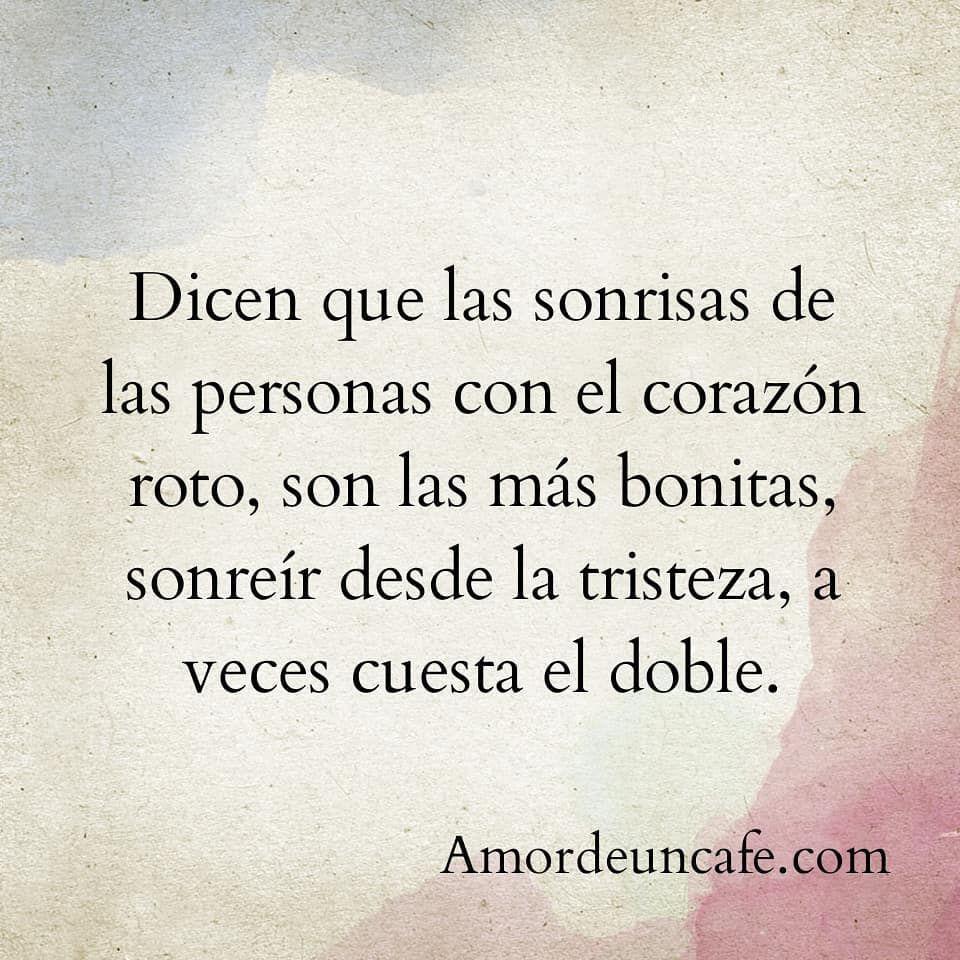 Poemas De Amor Con El Corazon Roto Pin En Frases