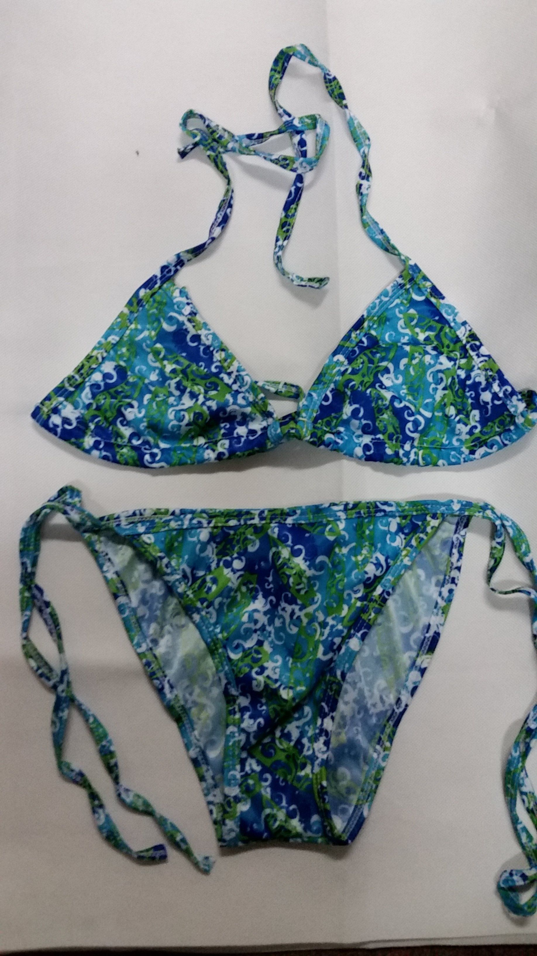 d95efba7b58 Cute and sexy Bikini sets are one size fits most.They come in 6 different  styles. Maple leaf reds Royal Blue Polka dots Purple Flowers Multicolor  flowers ...