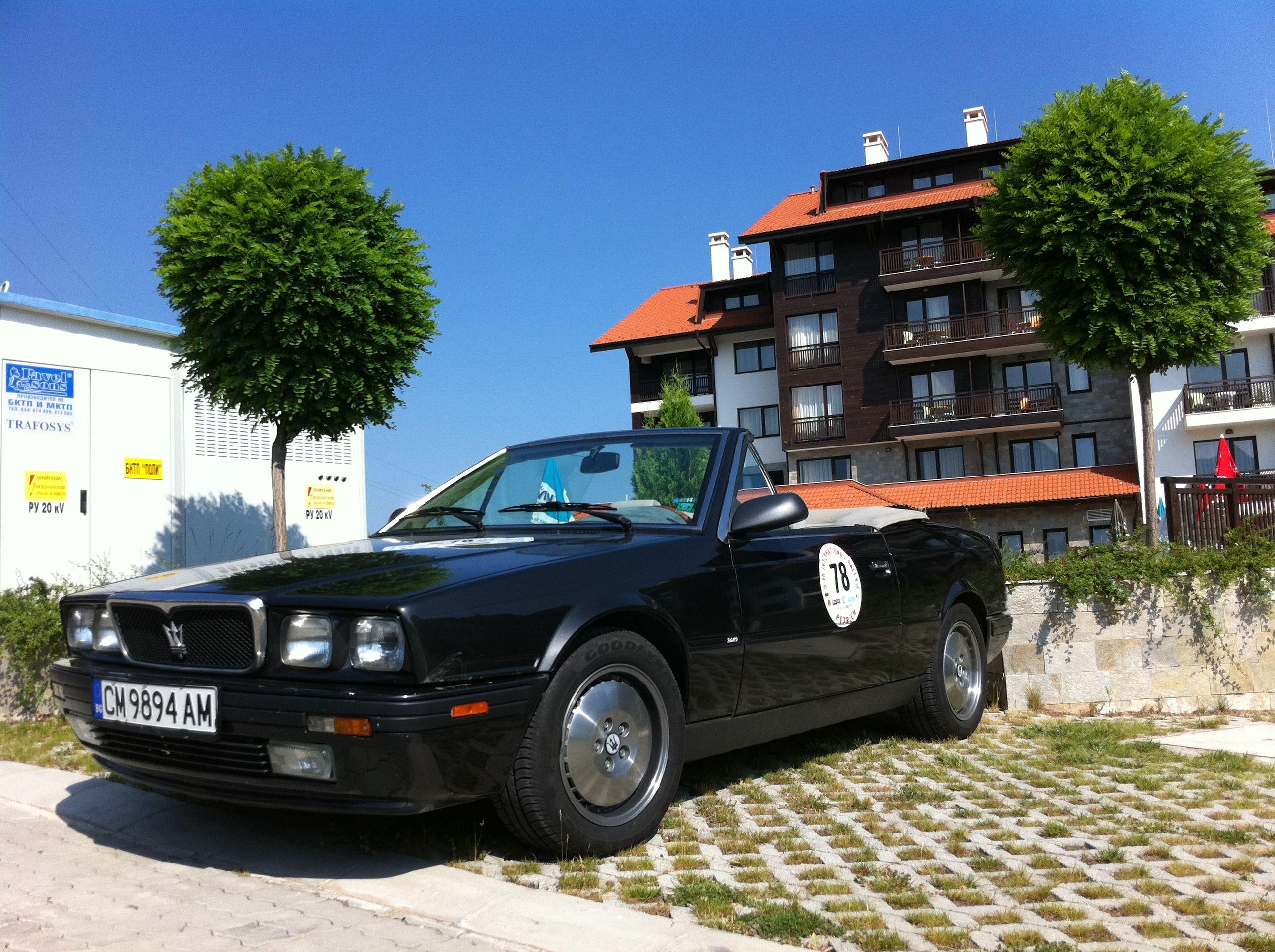 MASERATI SPYDER ZAGATO   Maserati, Spyder, Car
