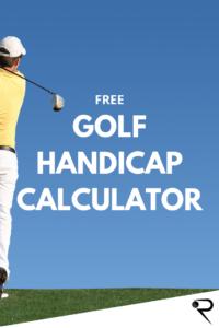 establishing a golf handicap online free
