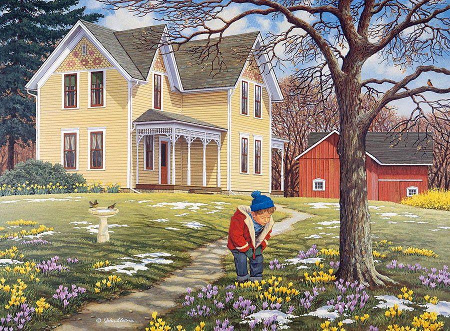 картинка художник на дом правильные слова для
