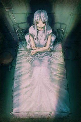 Sick In Bed Aesthetic Cartoon