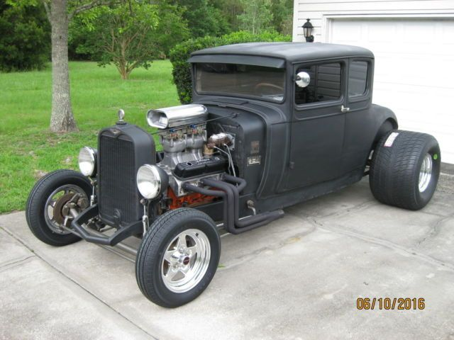 1927 Ford Coupe Street Rods