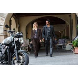 Photo of Fifty-Two Fashion leather jacket black 66 Highway 1Highway 1