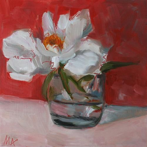 """Save a Flower"" Aniko Makay"