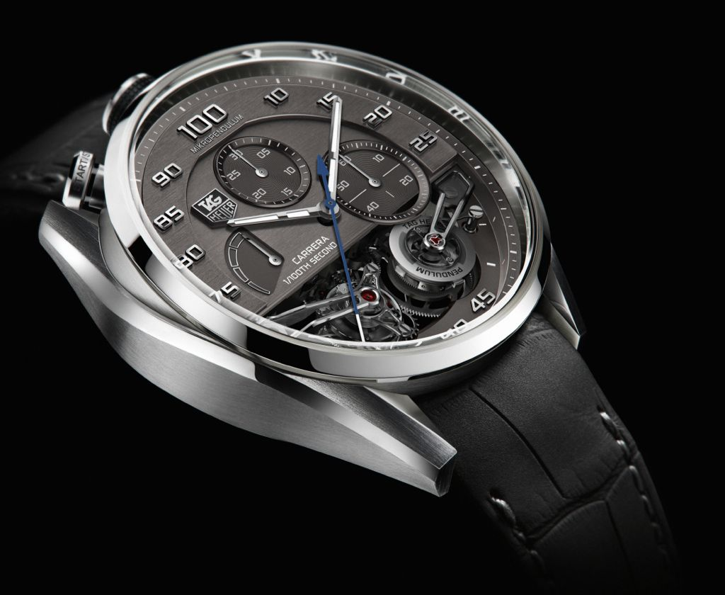 TAG Heuer Mikropendulum Tourbillon CAR5B81 | Watches for ...